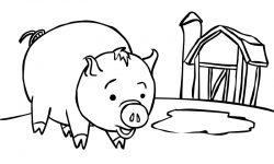Dibujos de cerdos