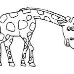 Dibujos de jirafas