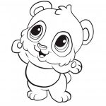 Dibujos de pandas