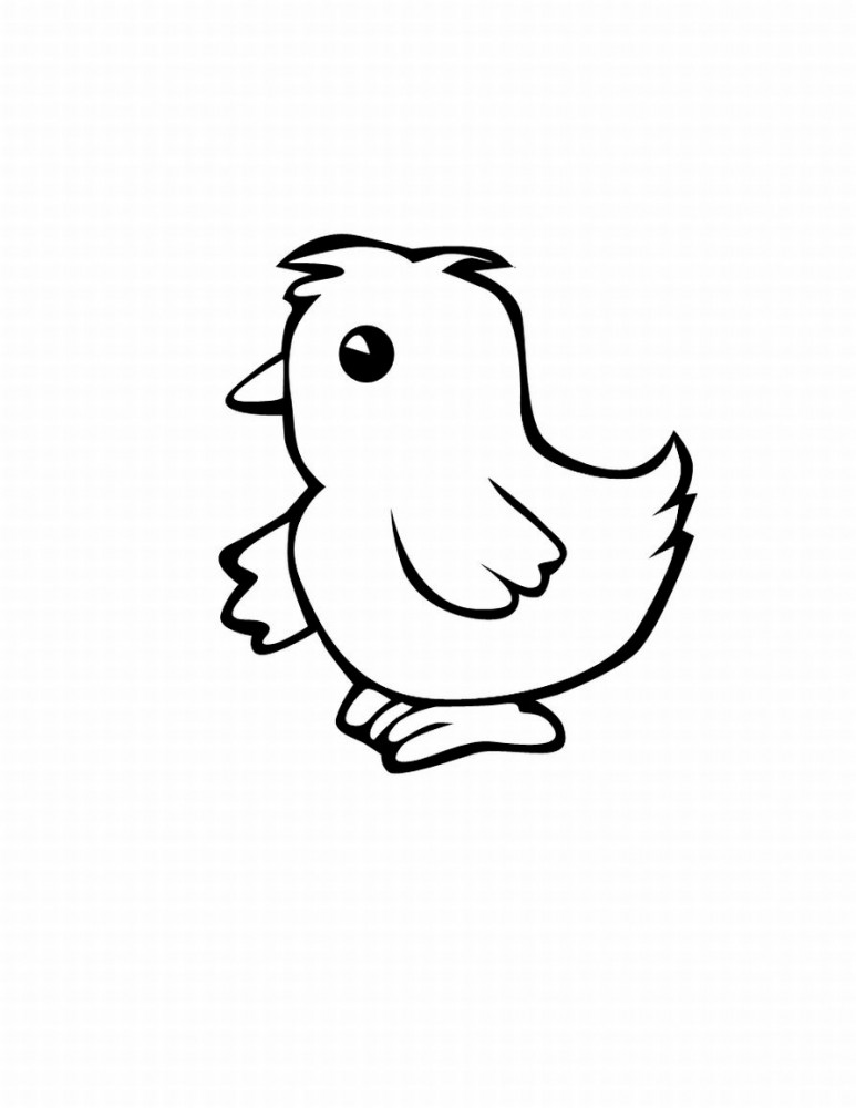 Rooster coloring pages