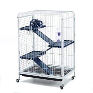 Las 9 mejores jaulas para hurones