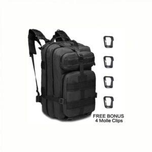 Las 5 mejores mochilas tácticas para hacer senderismo