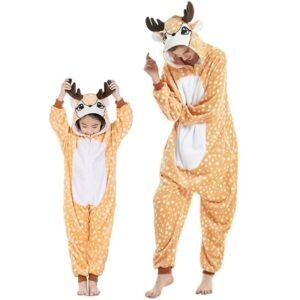 Los 9 mejores pijamas de animales para niños