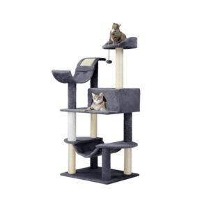 Los 8 mejores rascadores para gatos grandes